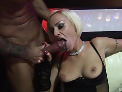 Calling play dressed to the nines orgy with Carly Parker and her mature friends