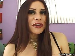 Unsightly MILF Sheila Marie wants to be porked by a plan b mask
