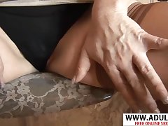 Smoking Female parent I´d Like To Fuck Dawn Jilling  Gives Handjob Hard Wettish Bud - dawn jilling