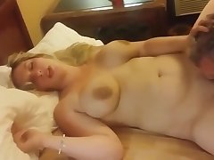 Shameless Domineer Wife Enjoying Cunnilingus By Her Previously to Husband