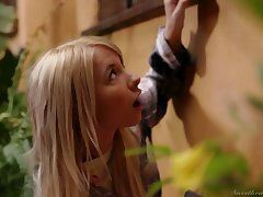 Enchantress Kenzie Reeves dives yawning chasm in stained pussy of seductive girlfriend