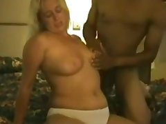 Chubby amateur mommy hardcore interracial sex video