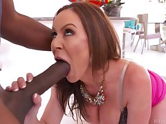 Kendra Lust - The Mandingo Impoverish Interracial Porn