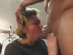 Close by a be included this mom , gets fucked from robust man