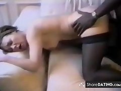 French hotgirl with black darling